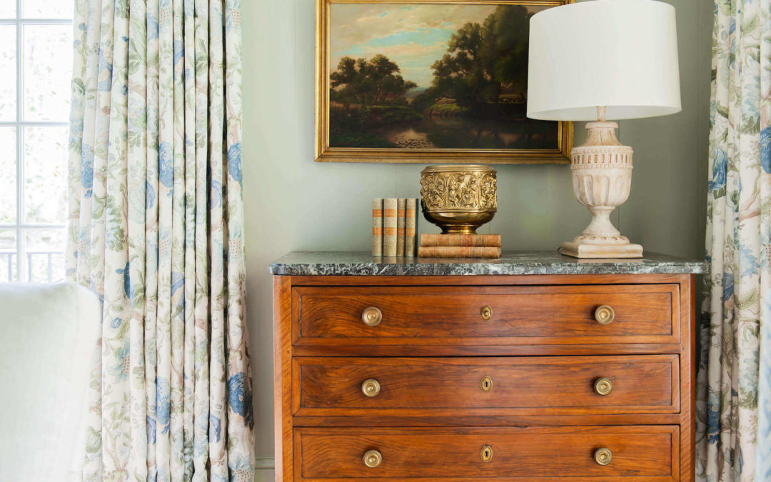 My Love Affair with Antiques