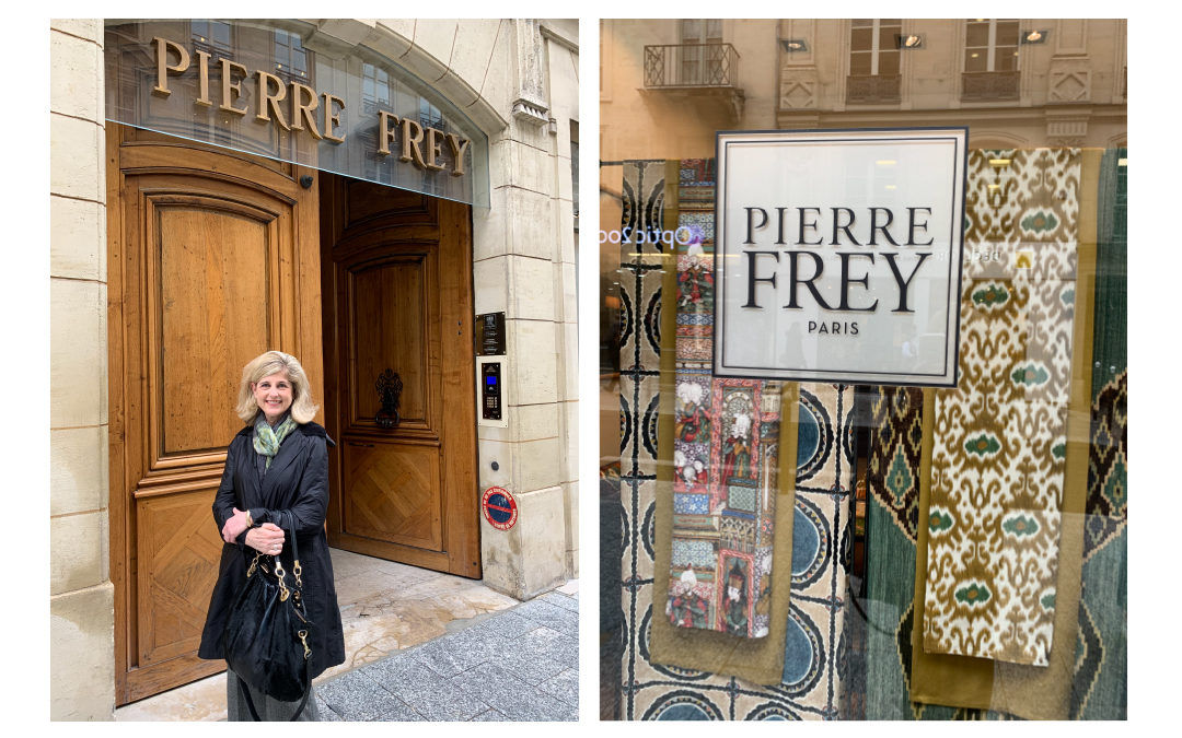 Pierre Frey Archives Tour